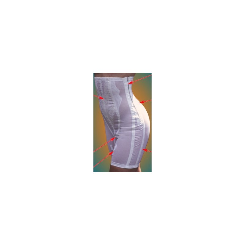 Rago 6210 Special Attention Extra Firm Control Zippered