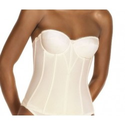 Dominique 8950 Satin Tricot Torsolette