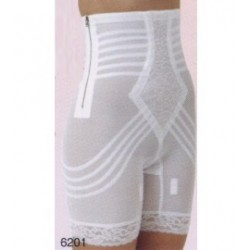 Rago 6201X Shapette Inner-Band Control Zippered Hi-Rise Panty Girdle